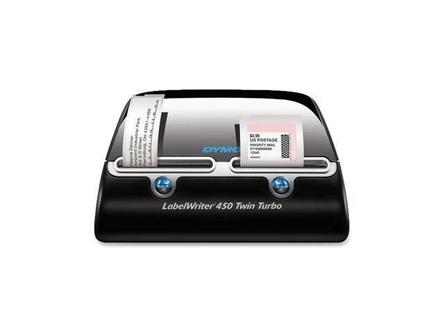 Sanford LabelWriter 450 Twin Turbo Direct Thermal Printer - Monochrome - Label