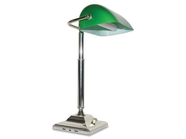 Vision LED Banker's USB Desk Lamp