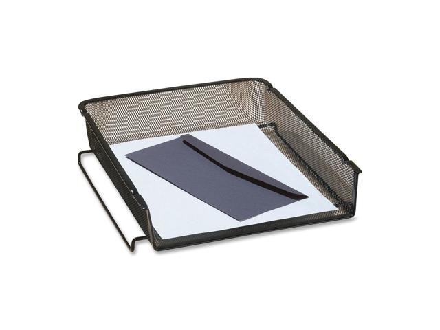 Rolodex Expressions Mesh Front Load Letter Desk Tray