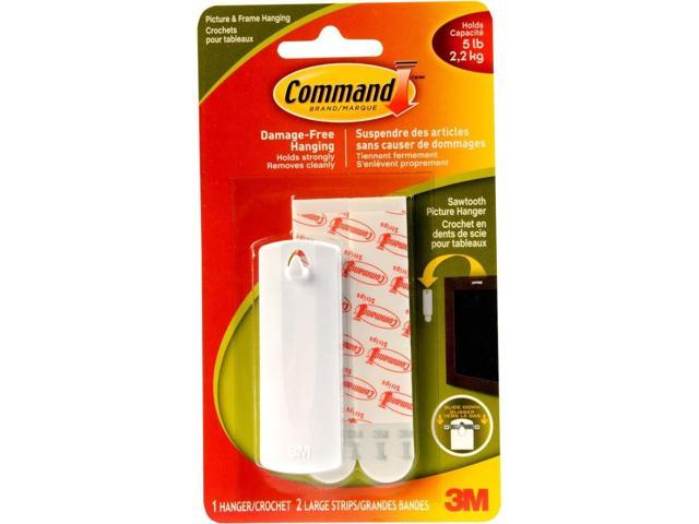 Command Sawtooth Picture Hanger, 17040C