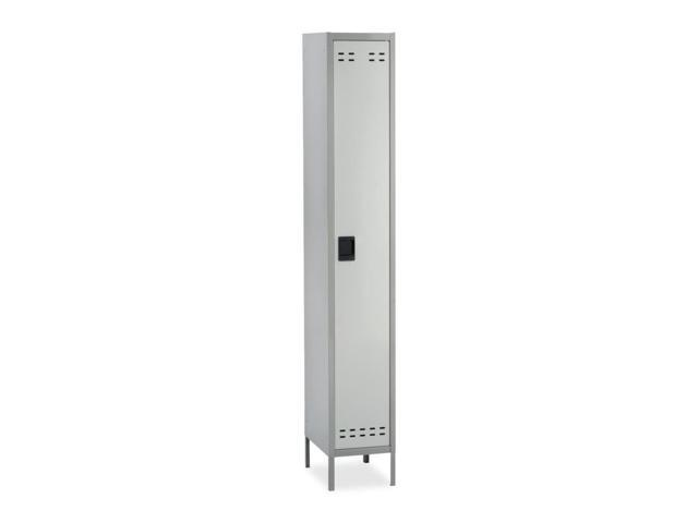 Safco Single-Tier Two-tone Locker with Legs