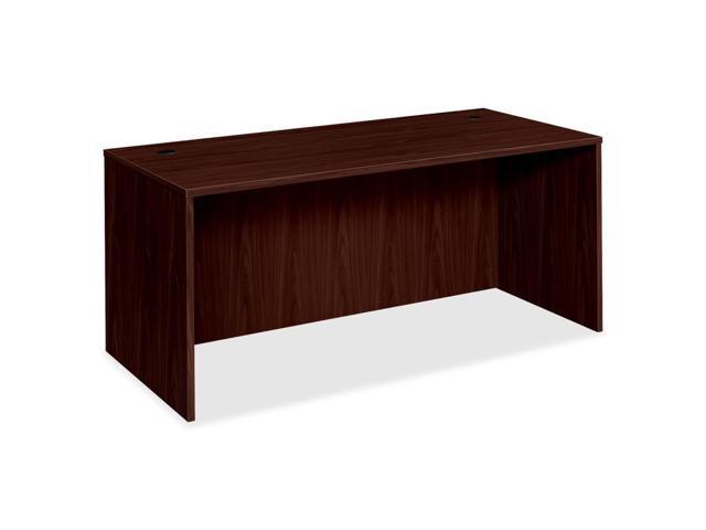 Basyx by HON BL Series Rectangular Top Desk Shell