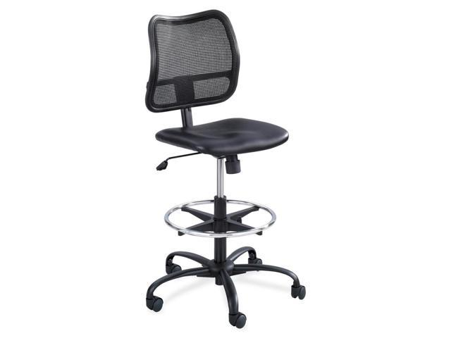 Safco Vue Extended-Height Vinyl Chair