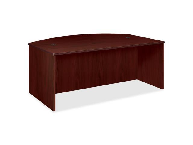 Basyx by HON Bow Front Desk Shell