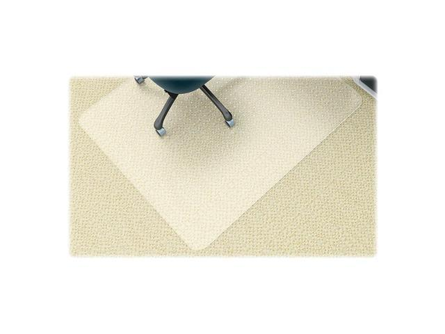 Deflect-o EnvironMat Low Pile Rectangular Chair Mat
