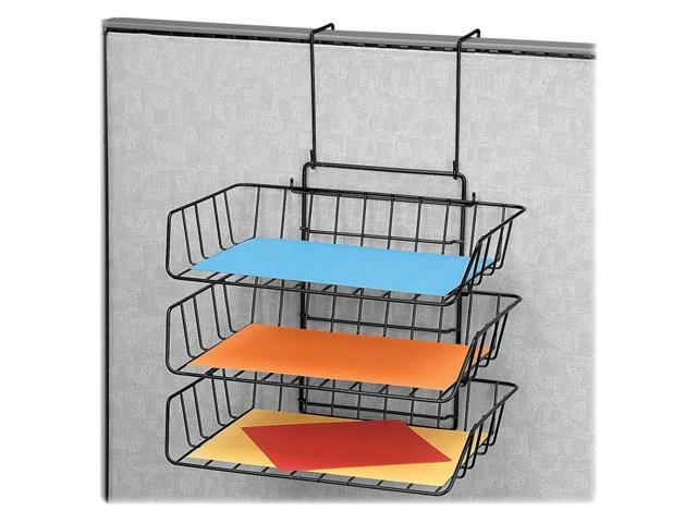 Fellowes Wire Partition Additions Triple Tray