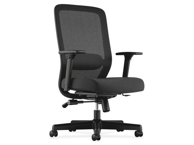 Basyx by HON Fabric Seat Mesh High-Back Chair