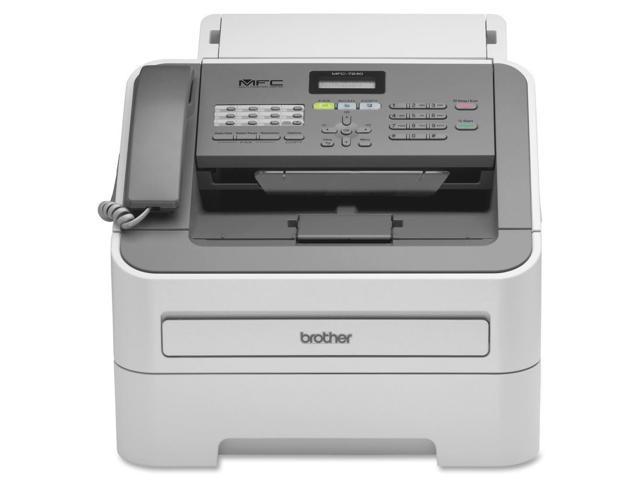 Brother MFC-7240 Laser Multifunction Printer - Monochrome - Plain Paper Print