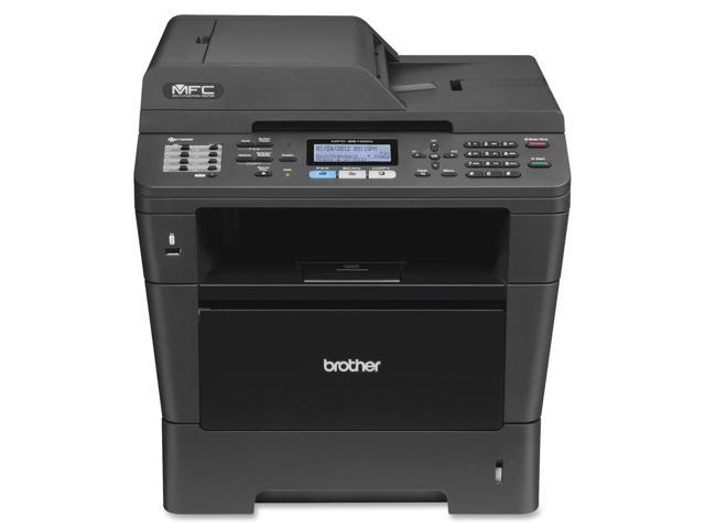 Brother MFC-8510DN Laser Multifunction Printer - Monochrome - Plain Paper Prin