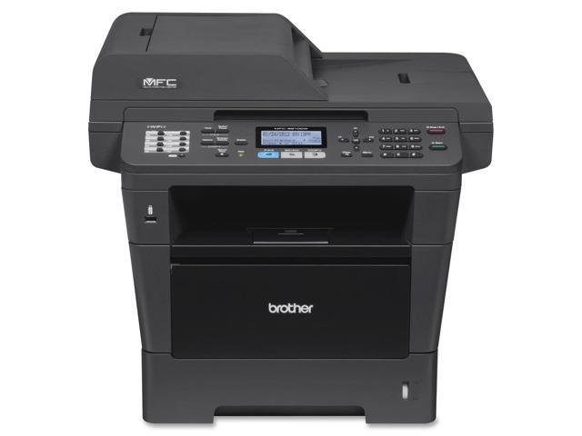 Brother MFC-8910DW Laser Multifunction Printer - Monochrome - Plain Paper Prin