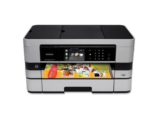 Brother Business Smart MFC-J4710DW Inkjet Multifunction Printer - Color - Plai