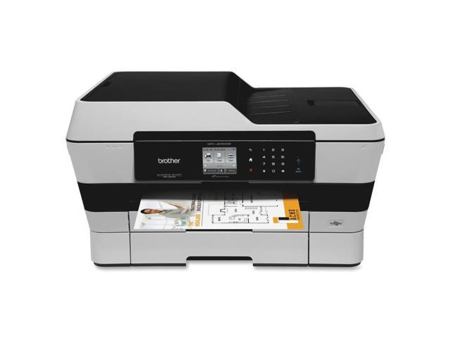 Brother MFC-J6720DW Inkjet Multifunction Printer - Color - Plain Paper Print -