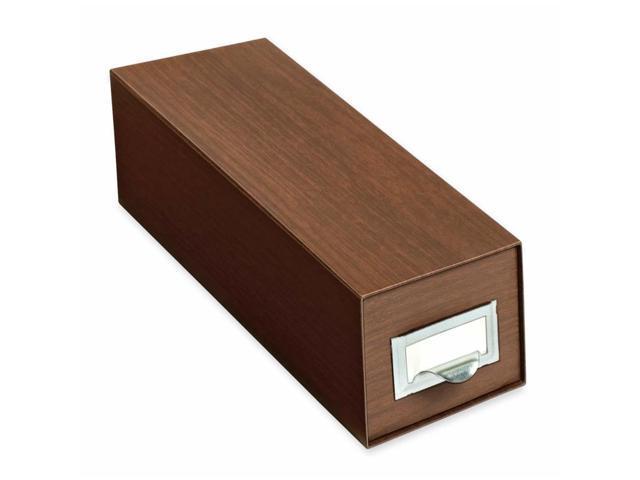 Globe-Weis Drawer Style Card Index Box