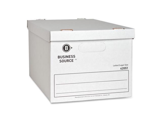Storage File Boxes Ltr/Legal 350 lb 12
