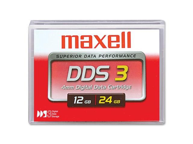 Maxell 4mm DDS-3 Tape Cartridge