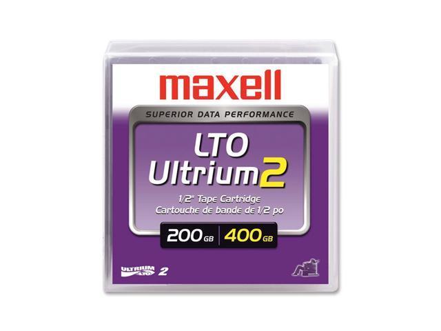 Maxell LTO Ultrium 2 Tape Cartridge