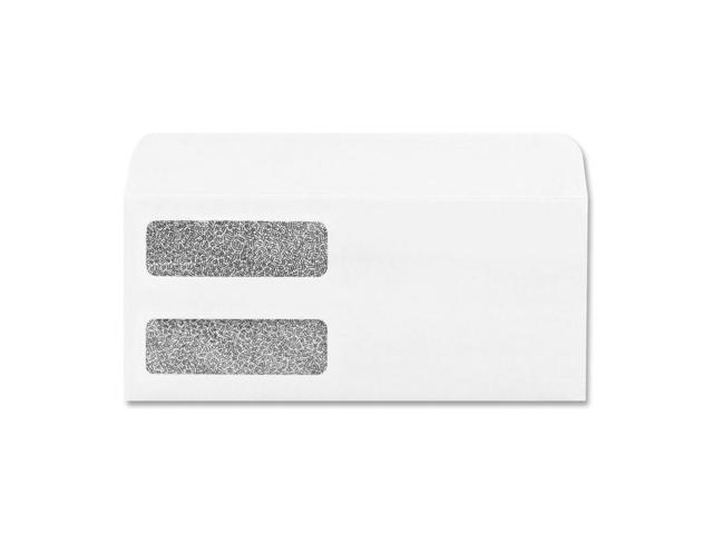 Quality Park Double-window Security Envelope