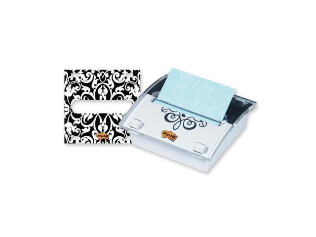 Post-it DS330BWBC European Design Note Dispenser