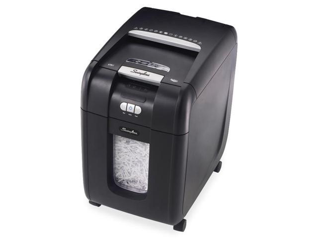 Swingline Stack-and-Shred Paper Shredder
