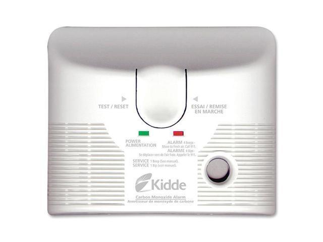 Kidde Plug-in Carbon Monoxide Alarm with Battery Backup