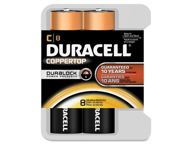 Duracell C Size Alkaline battery