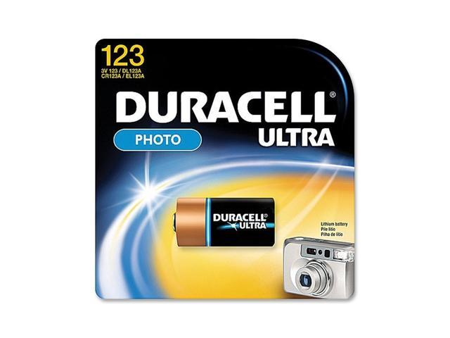 Duracell DL123A Lithium Camera Battery
