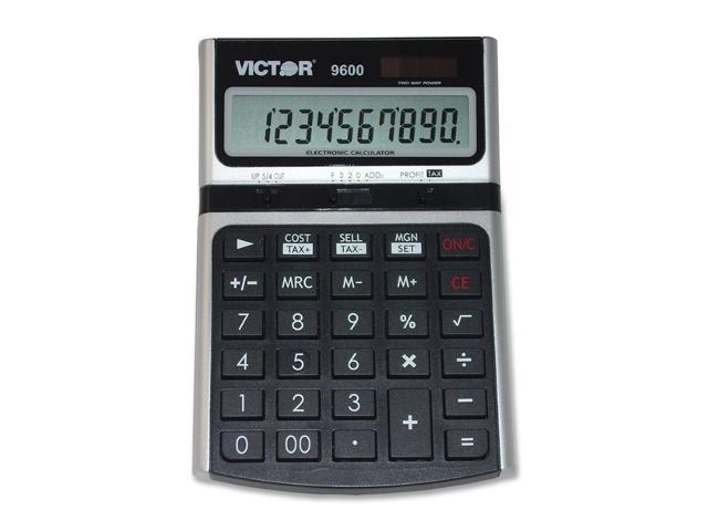 Victor 9600 Desktop Business Calculator