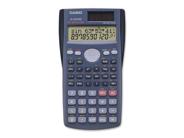 Casio FX300 Scientific Calculator