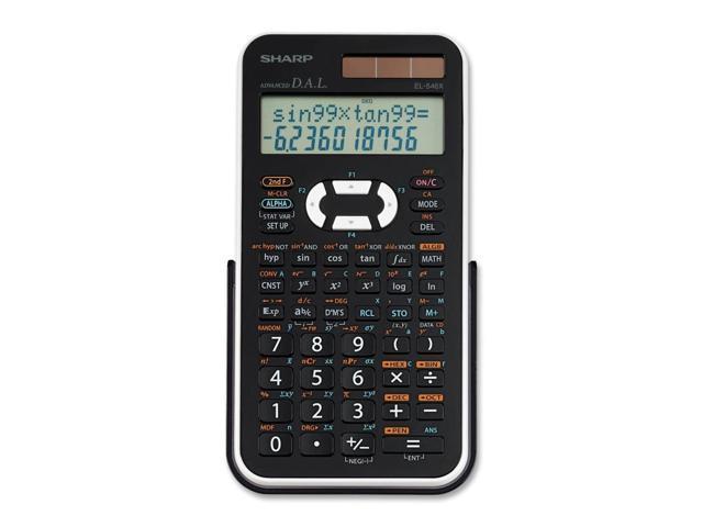 Sharp EL546X Scientific Calculator