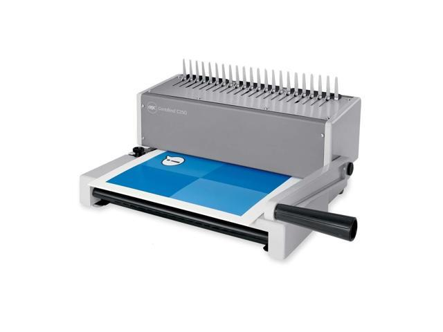 GBC CombBind C150 Comb Binding Machine