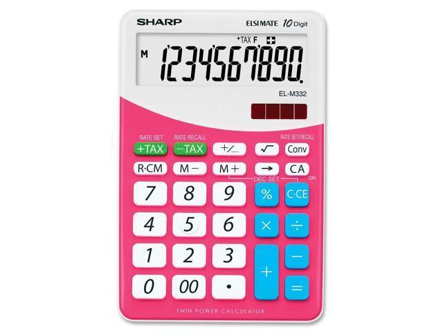 Sharp ELM332 Chiyogami Desktop Calculator
