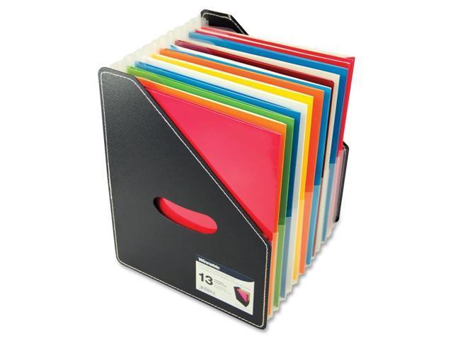 Winnable Expanding Magazine File