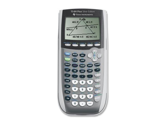 Texas Instruments TI-84Plus Enhanced Graphing Calculator