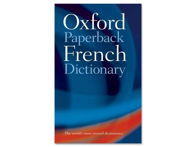 Oxford University Press Paperback French DictionaryDictionary Printed Book