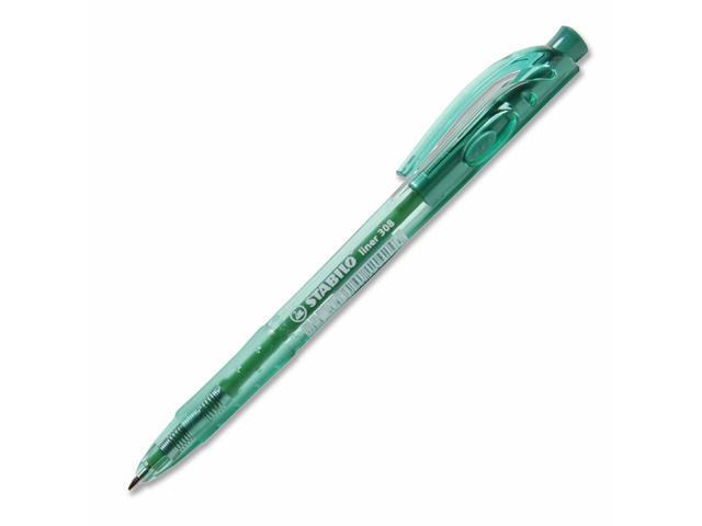 Schwan-STABILO Liner 308 Retractable Ballpoint Pen