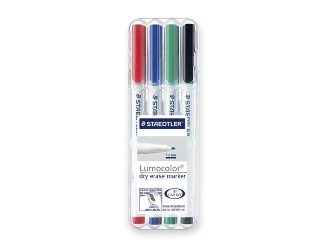 Lumocolor Dry Erase Marker Set