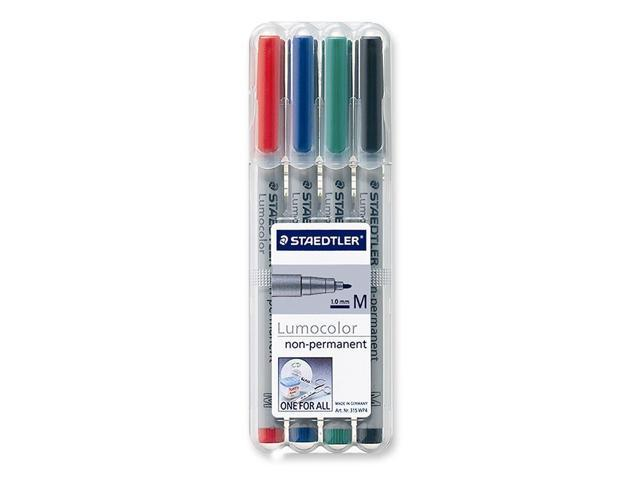 Lumocolor Universal Non-permanent Marker