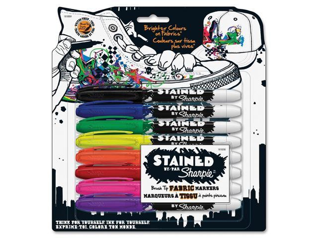 Sharpie Stained