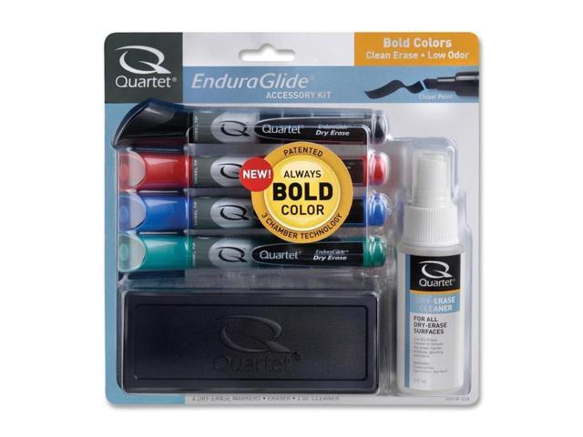 Quartet Endura-Glide Dry-Erase Marker Kit