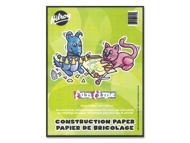 Hilroy Lightweight Construction Paper Pad