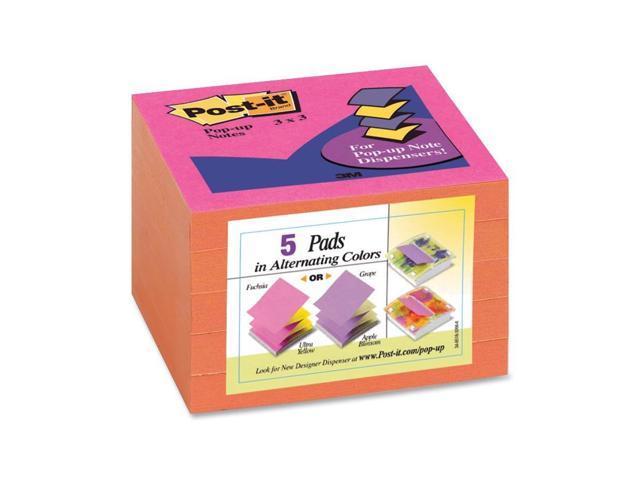 Post-it Pop-up Super Sticky Notes
