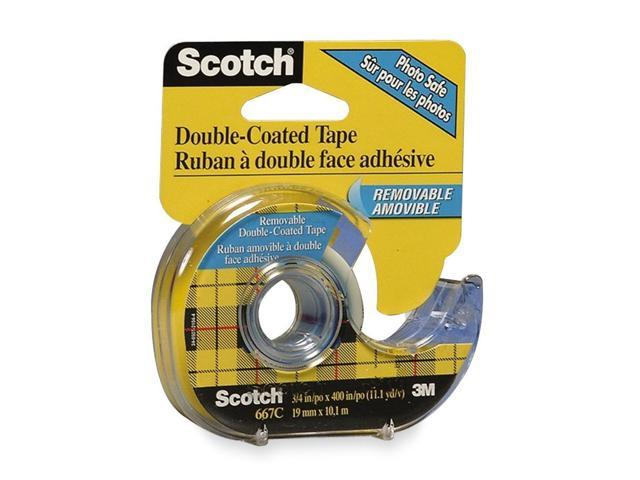 3M Scotch Removable Double-Coated Tape