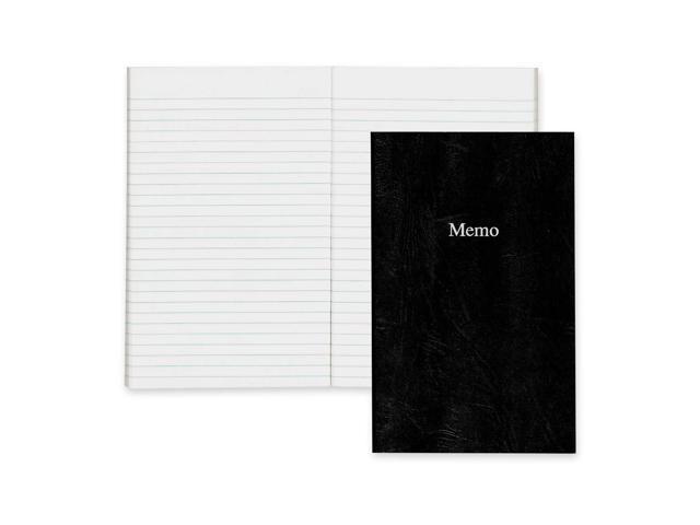 Blueline Side Opening Memo Book