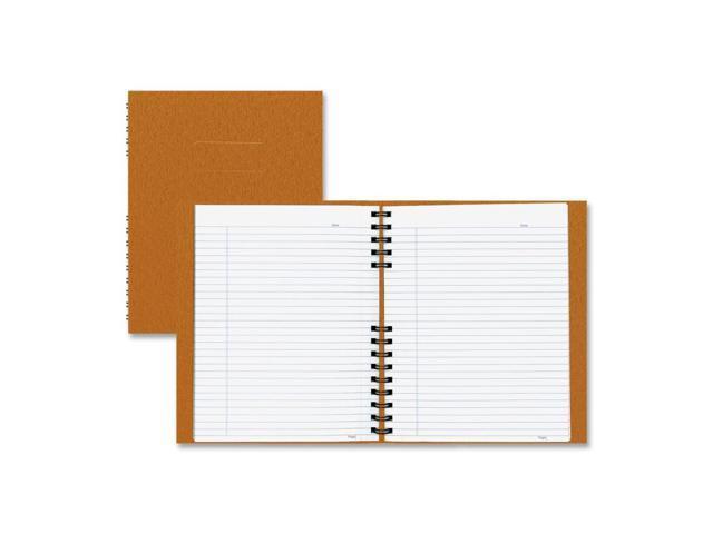 Blueline NotePro Ostrich Twin-Wire Notebook