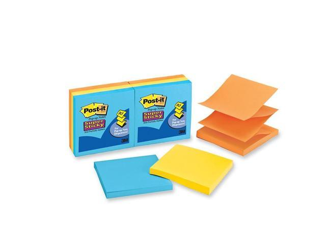 Post-it Pop-up Super Sticky Notes Refill