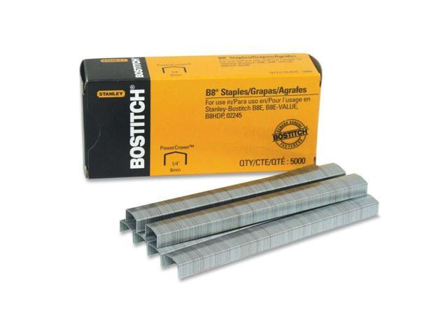 Stanley-Bostitch B8 Power Crown Staples