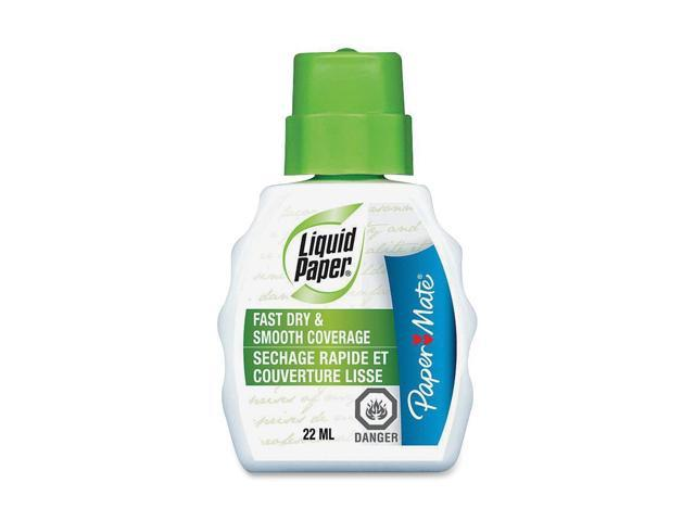 Paper Mate Liquid Paper Fast Dry Correction Fluid