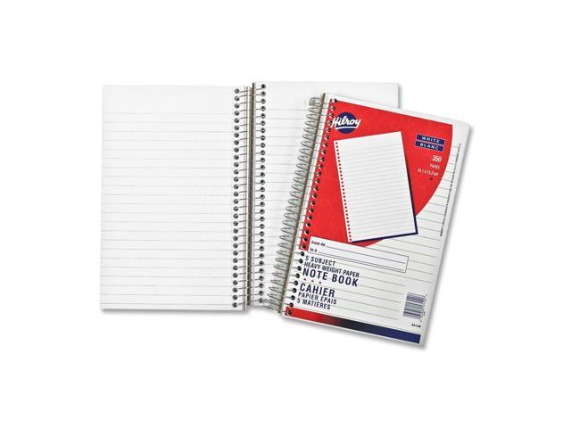 Hilroy Exercise Subject Notebook