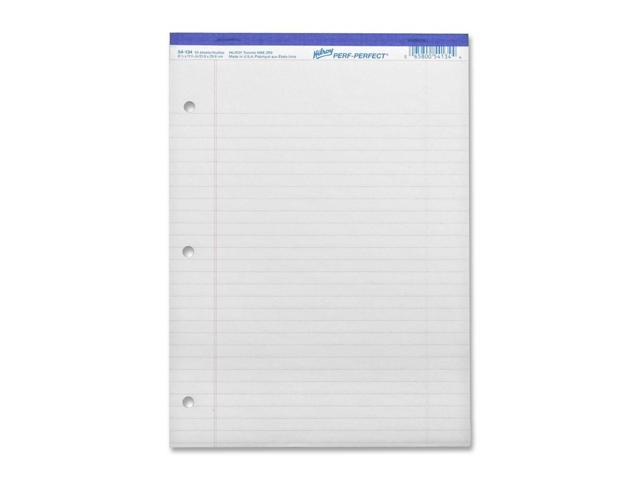 Hilroy Micro Perforated Bussiness Notepad