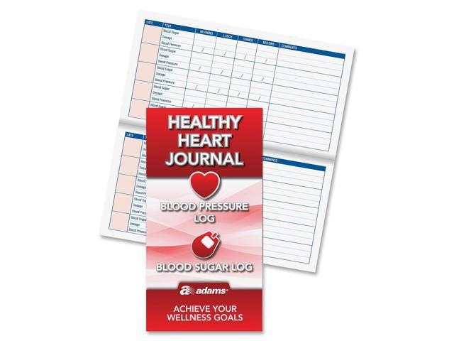 Adams Cardio & Strength Training Get Fit Journal